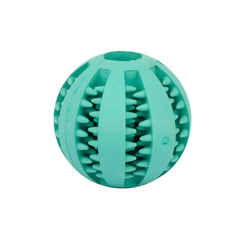 Better dental hygiene dog ball (2 3/4 inches) - Large - Click Image to Close