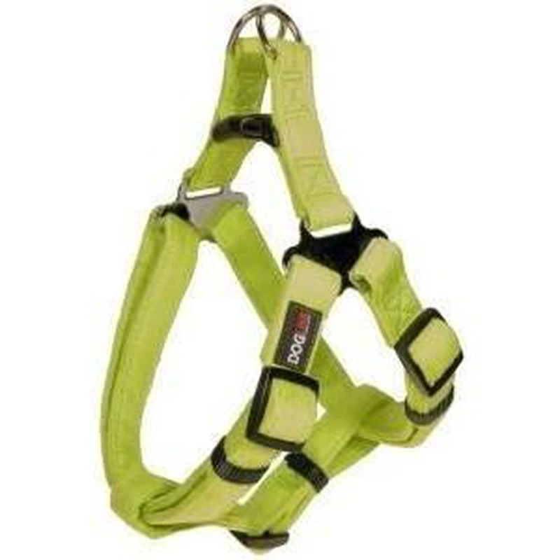 Comfort Microfiber Flat Dog Harness