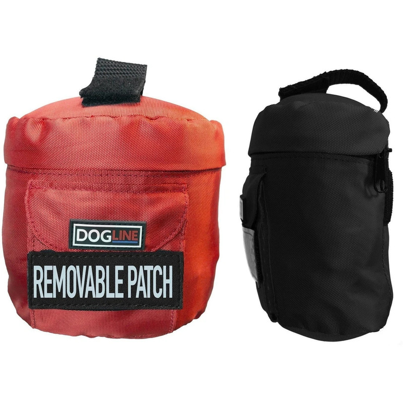 Side Utility Bags for Unimax Harness Black